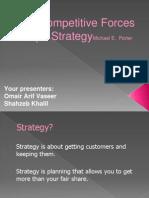 Porters Strategy[1]