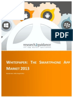 r2g Whitepaper Smartphone App Market 2013