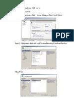 Triển khai CA trên windowns 2008 server(1)