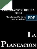 PREPARATIVOS DE UNA BODA.ppt