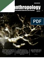 Paranthropology Vol. 4 No. 2