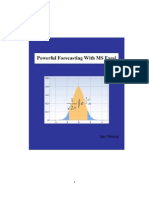 Powerful Forecasting With MS Excel Sample