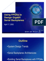 Using FPGAs to Design Gigabit Serial Backplanes_Xilinx