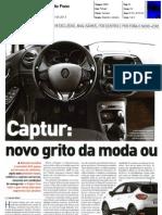 """RENAULT CAPTUR NA """"AUTO FOCO"""""""