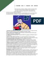 CONSEJOS PARA RENDIR MÁS Y MEJOR CON MENOS ESFUERZO.pdf