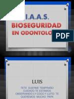 bioseguridad 2012 UDABOL