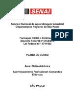 aperfeiçoamento  - comandos elétricos 20-10-2009