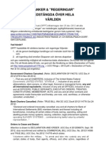 The Foreclosure Flyer - Svenska