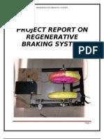 Regenerative Braking System