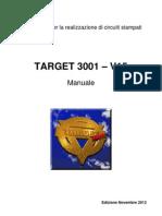 Manuale Target 3001