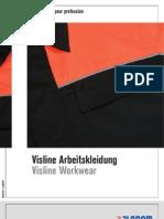 Planam 2012 Visline