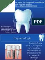 Materiale dentare