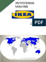 Ikea- Porter Five Force analysis