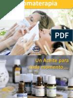 Aromaterapia resúmen