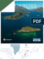 Kel 12 - Arctic Team  Catalogo Hurtigruten  Norvegia - Svalbard - Groenlandia - Antartide