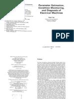 P. Vas - Prameter Estimation of Electrical Machines