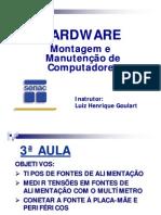Aula-03 Tipos de Fontes e Uso Do Multimetro Em Fontes_Elisete_IDA