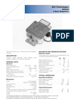 MG5436 Magnetron Brochure