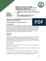 Plan de Estudio_administracion Sistemas de Informacion