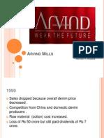 Arvind Mills