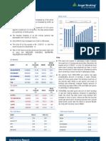 Derivatives Report, 11 April 2013