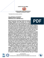 Informe Caida Al Jimenez , Forero