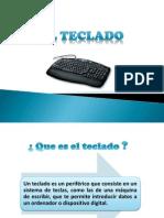 Presentación computacion teclado