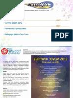 Integração 260 - 11/04/2013