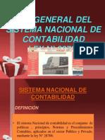 Sistema Nacional de Contabilidad
