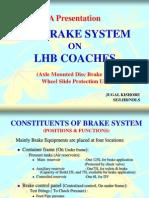 006 Air Brake System on Lhb