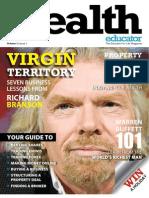 Wealth Educator Magazine 01