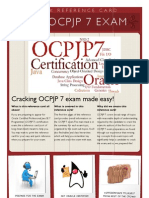 Ocpjp 7 Quick Reference Card