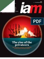 IAM Magazine Tom Ewing Privateering Article