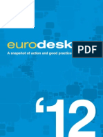 Eurodesk 2012 - A snapshot of action and good practice