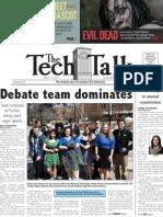 The Tech Talk 4.18.13