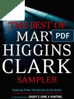 Mary Higgins Clark Sampler
