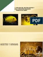 (Tema 7) – Aceites Y Grasas - (Tema 12) – Pescado