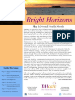 Bright Horizons Spring 2013