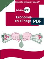 ICE 21 Economia en El Hogar