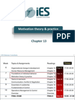 13 Motivation Theory & Practice