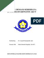 Case Kejang Demam Final