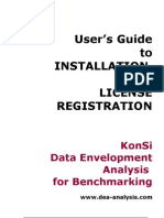 User'S_guide_to_installation and License Registration (Benchmarking)