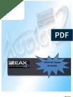Instalacion de Driver de Audio Sound Blaster