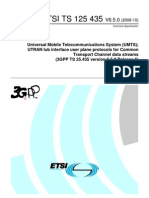 ETSI TS 125 435 V6.5.0 UTRAN Iub Interface User Plane Protocols for Common Transport Channel Data Streams
