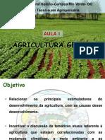 Aula 1- Agricultura Geral