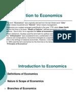1.Introduction to Economics