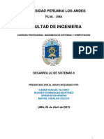 Trabajos Desarrollo de Sistemas II v2