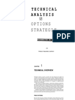 Kenneth Shaleen Technical Analysis and Options Strategies