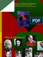 MultipleIntelligences Intro