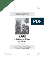 1500 A Primeira Missa do Brasil.pdf